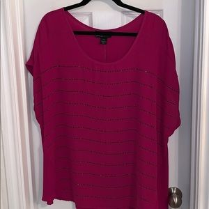 Short sleeve LB top